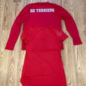 Nike Tops - Boston University T-Shirts